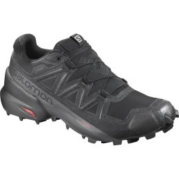 SALOMON SPEEDCROSS 5 GORE-TEX BLACK/BK/PHANTOM 21