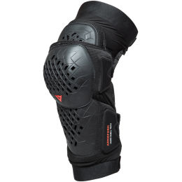 DAINESE ARMOFORM PRO KNEE GUARDS BLACK 21