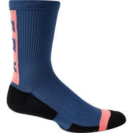 "FOX 6"" RANGER CUSHION SOCK DARK INDIGO 21"
