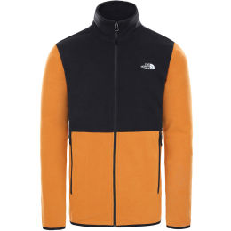THE NORTH FACE M TKAGLCR FZJKT CITRINE YELLOW/TNF BLACK 21