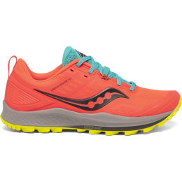 SAUCONY PEREGRINE 10 RED/MUTANT 20