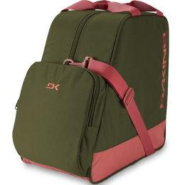 DAKINE BOOT BAG 30L DARK OLIVE/DARK ROSE 21