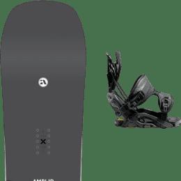 Boutique AMPLID AMPLID STEREO 21 + FLOW FUSE-GT FUSION BLACK 21  - Ekosport