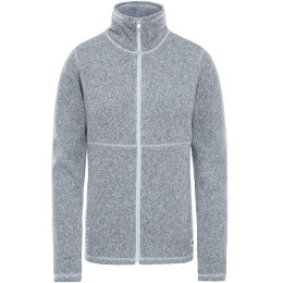 THE NORTH FACE W CRESCENT FZ TNF LIGHT GREY HEATHER 21