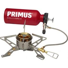 PRIMUS PRIMUS OMNIFUEL II+BOTTLE FUEL 0.6L+SUPER POUCH 21 - Ekosport