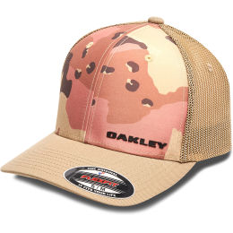 OAKLEY TRUCKER CAP B1B CAMO DESER 21