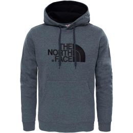 THE NORTH FACE DREW PEAK PO HD MED GRY HTHR/BLK 21