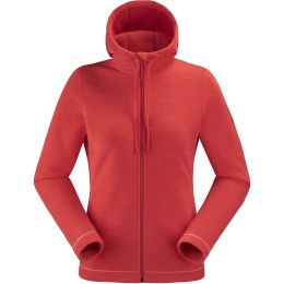 EIDER DOUCY HOODIE W SPICY CORAL 19