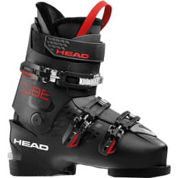 BU SKI HEAD HEAD CUBE3 70 BLACK/ANTHR RED 21 - Ekosport