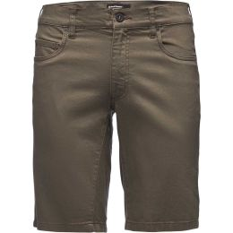 BLACK DIAMOND M STRETCH FONT SHORTS WALNUT 19