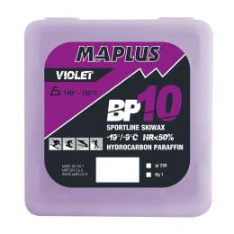 Encerar esqui MAPLUS MAPLUS BP10 VIOLET 250GR 20 - Ekosport