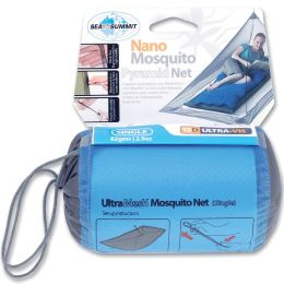 SEA TO SUMMIT NANO MOSQUITO PYRAMID NET SINGLE 21