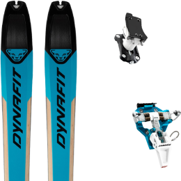DYNAFIT TOUR 88 REEF 21 + DYNAFIT SPEED TURN 2.0 BLUE/BLACK 21