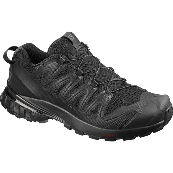 SALOMON Chaussure trail Xa Pro 3d V8 Black/black/black Homme Noir taille 8.5