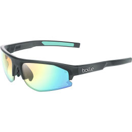 BOLLE BOLT 2.0 S BLACK CRYSTAL MATTE PHANTOM CLEAR GREEN PHOTOCHROMIC 21