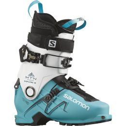 SALOMON MTN EXPLORE W WH/SCUBA BLUE 21