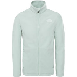 THE NORTH FACE Y SNOWQUEST FZ R STARLIGHT BLUE 21