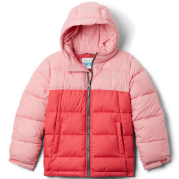 COLUMBIA Y PIKE LAKE HDD JKT PINK ORCHID, BR 21