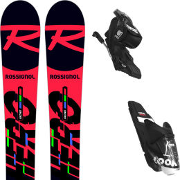 ROSSIGNOL HERO JUNIOR MULTI-EVENT + XPRESS 7 GW B83 BLACK 21