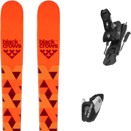 Offre spéciale BLACK CROWS BLACK CROWS MAGNIS 20 + SALOMON L7 GW N BLACK/WHITE B90 22 - Ekosport