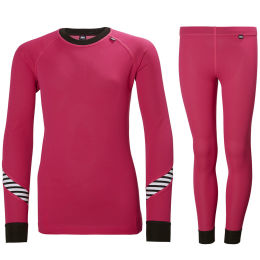 HELLY HANSEN JR HH LIFA SET DRAGON FRUIT 20