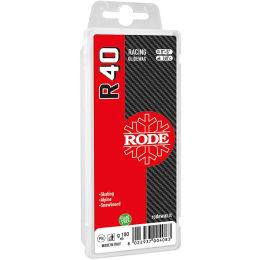 Entretien Ski RODE RODE RACING GLIDER RED 180G 20 - Ekosport