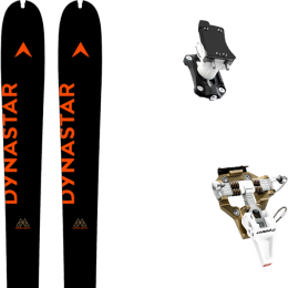 DYNASTAR M-PIERRA MENTA 21 + DYNAFIT SPEED TURN 2.0 BRONZE/BLACK 21