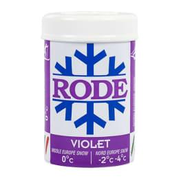 Encerar esqui RODE RODE STICK VIOLET 18 - Ekosport