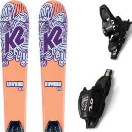 K2 LUV BUG + FDT 7.0 BLACK 21