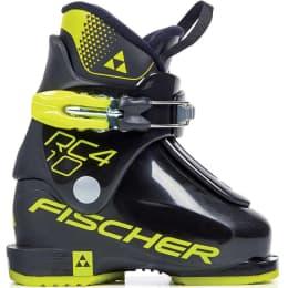 Boutique FISCHER FISCHER RC4 JR 10 NOIR / NOIR 21 - Ekosport