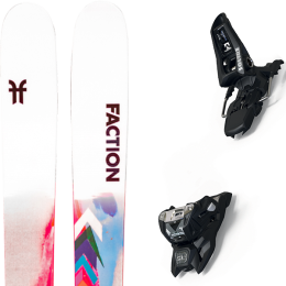 FACTION PRODIGY 3.0 X 21 + MARKER SQUIRE 11 ID BLACK 21