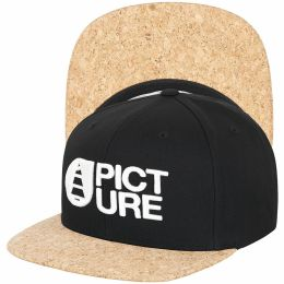 PICTURE QILO CAP BLACK 21