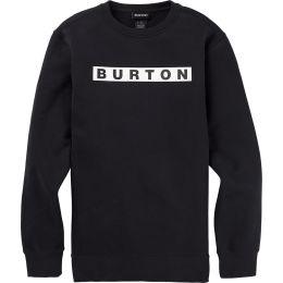BURTON M VAULT CREW TRUE BLACK 21