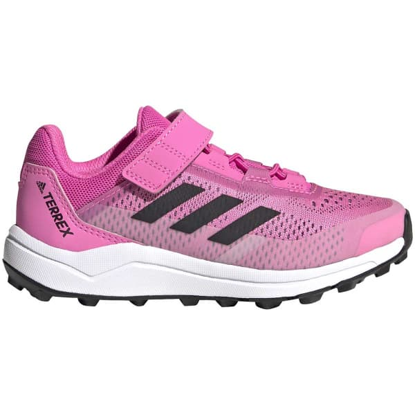 ADIDAS Chaussure trail Terrex Agravic Flow Jr Sreaming Pink 21 Enfant Rose taille 33