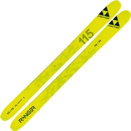 Ski alpin FISCHER FISCHER RANGER 115 FR 21 - Ekosport