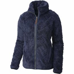 COLUMBIA FIRE SIDE SHERPA FULL ZIP NOCTURNAL/ATOLL 19