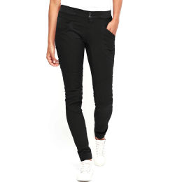 LOOKING FOR WILD LAILA PEAK PANT W JET BLACK 21