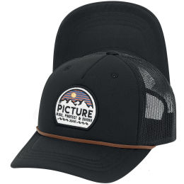 PICTURE KULDO TRUCKER FULL BLACK 21