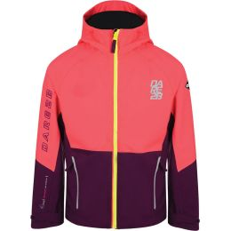 DARE 2B MODULATE JACKET JR NEONPK/BLKCU 18