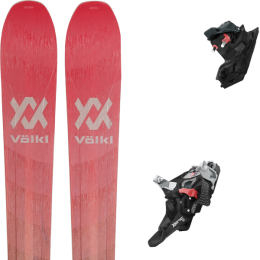 VOLKL RISE ABOVE 88 W 21 + FRITSCHI XENIC 10 21