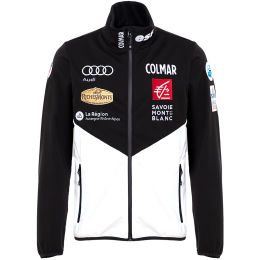 COLMAR MEN SOFTSHELL REPLICA BLACK 21
