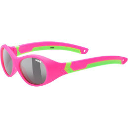 UVEX SPORTSTYLE 510 JR PINK GREEN 21