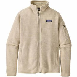 PATAGONIA W'S BETTER SWEATER JKT OYSTER WHITE 21
