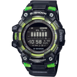 G-SHOCK-GBD-100SM-1ER BLACK GREEN 21