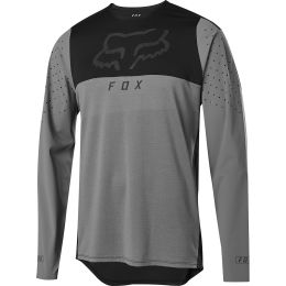 FOX FLEXAIR DELTA™ LS JERSEY PEWTER 21