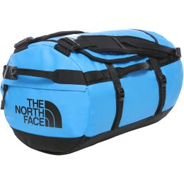 THE NORTH FACE BASE CAMP DUFFEL - S CLEAR LAKE BLUE/TNF BLK 21