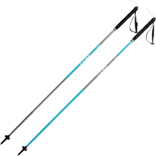 CAMP Bâton de trail Xenon 135cm Bleu/Gris Unique