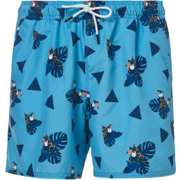 OAKLEY TOUCAN TROPICS 16 BEACH SHORT TOUCAN BLUE 21
