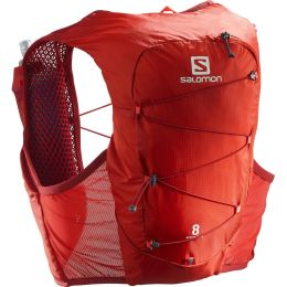 SALOMON ACTIVE SKIN 8 SET VALIAN/RD DAHLIA 21