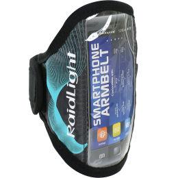 RAIDLIGHT SMARTPHONE ARMBELT BLACK TURQUOISE 21